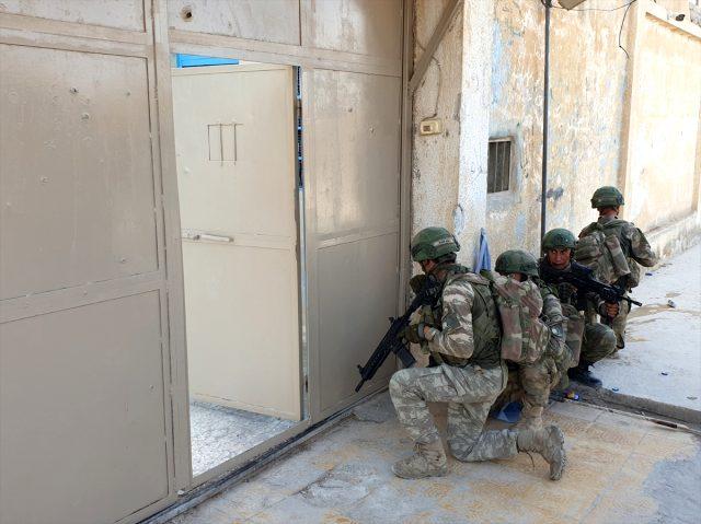 DEAŞ'lı teröristlerin kaçırıldığı hapishanenin görüntüleri ortaya çıktı!
