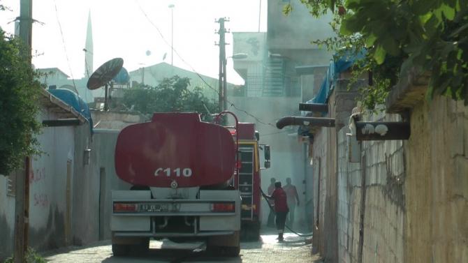 Terör örgütü PKK/PYD Ceylanpınar'ı bir günde 70 kez hedef aldı