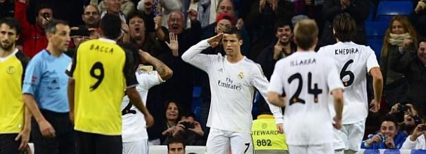 Ronaldo'dan Demiral'a asker selamı