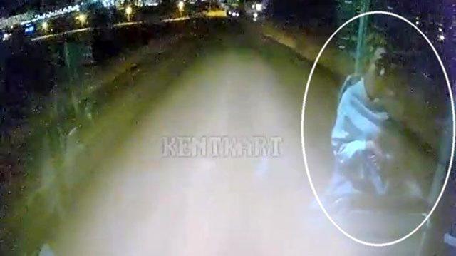 Sivas'ta otobüs kazasında hayatını kaybeden genç kızın son anları kameraya yansıdı