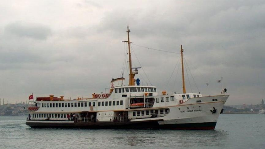 İstanbul'daki sis deniz ve kara trafiğini olumsuz etkiledi