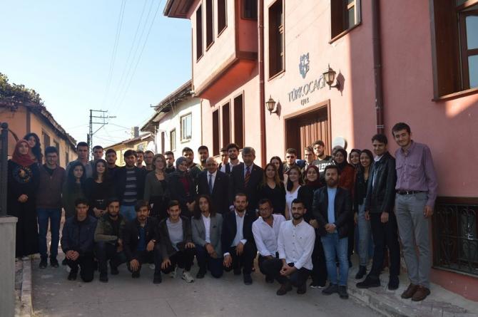 Türk Ocağı Akademisi'nin yeni eğitim öğretim yılı başladı
