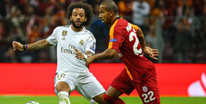 Galatasaray 0 - 1 Real Madrid