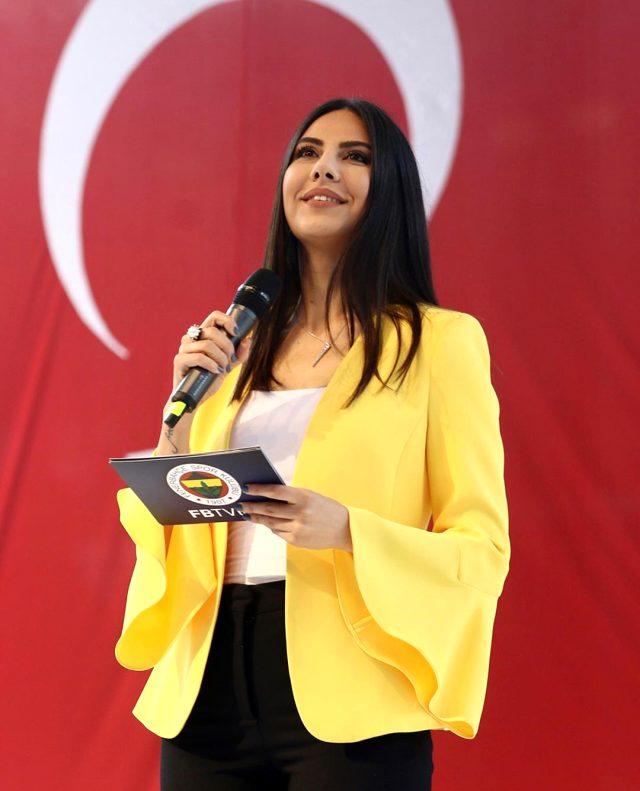 Fenerbahçe TV'nin sunucusu Dilay Kemer'in hastalığı tekrar nüksetti