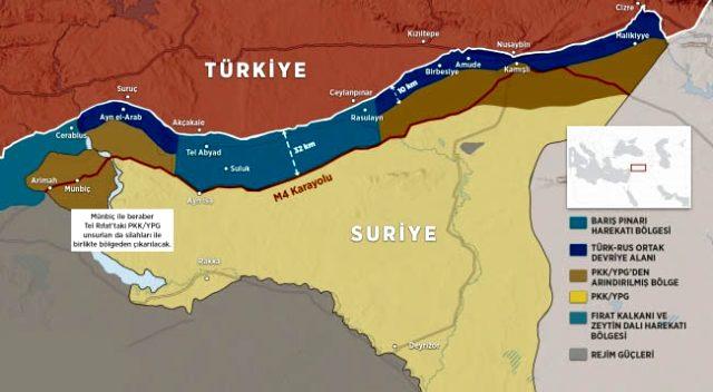 Tarihi mutabakat sonrası Türkiye'nin yeni haritası