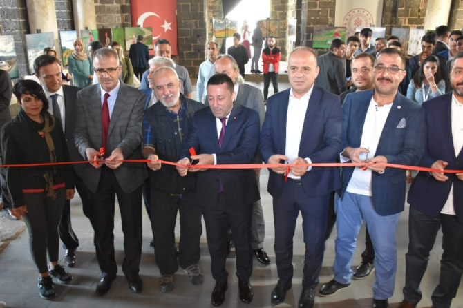 Karadeniz fotoğraflarla Diyarbakır'da sergilendi