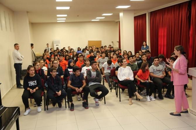 GKV'de AFS Kültürlerarası Program Anlatıldı