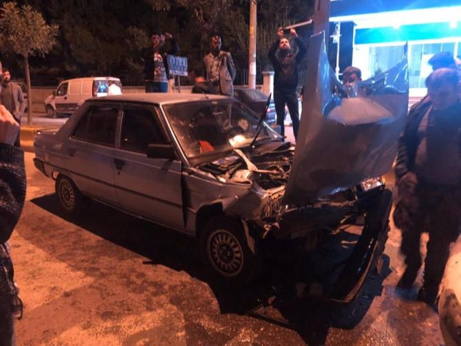 Kaynarca'da trafik kazası: 2 yaralı