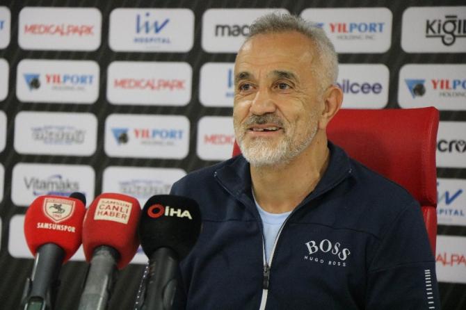 Samsunspor - Sancaktepe maçının ardından