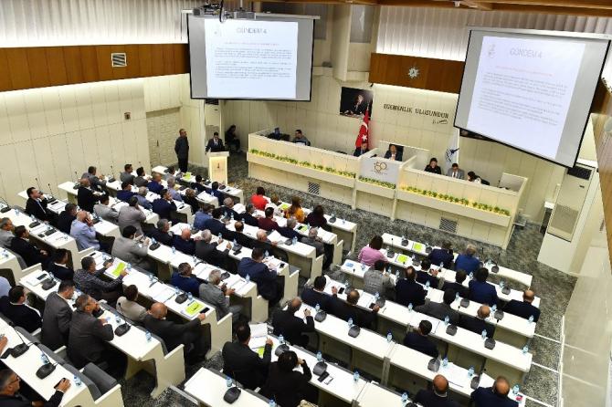 Başkan Soyer, Ege Belediyeler Birliği'nin önemini vurguladı
