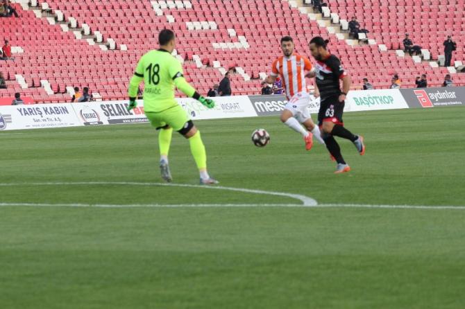TFF 1. Lig: Balıkesirspor: 3 - Adanaspor: 0