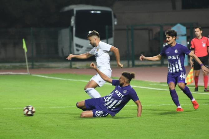 TFF 2. Lig: Tarsus İdman Yurdu: 0 - Afjet Afyonspor: 2