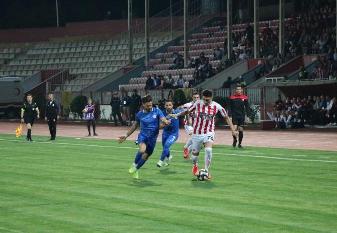 TFF 2. Lig: Kahramanmaraşspor: 2 - Tuzlaspor: 2