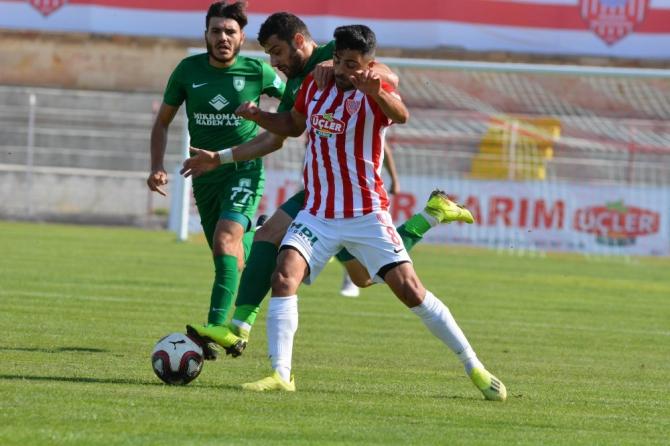 Nevşehir Belediyespor: 3 Muğlaspor: 0
