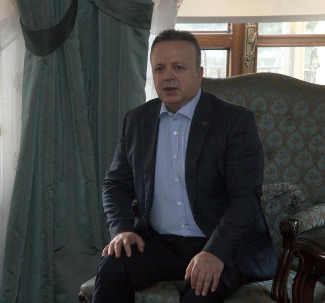 TİM Başkanı İsmail Gülle Kilis'te