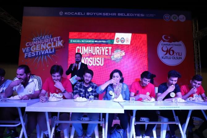 Gençlik Festivali devam ediyor