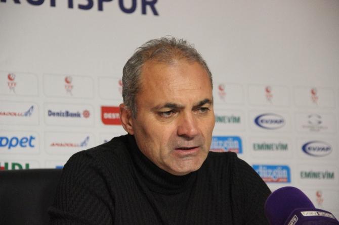 BB Erzurumspor - Hatayspor maçının ardından