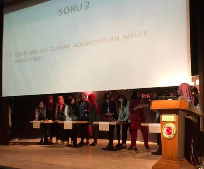 Hizan'da İmam Hatip okulları tanıtım programı