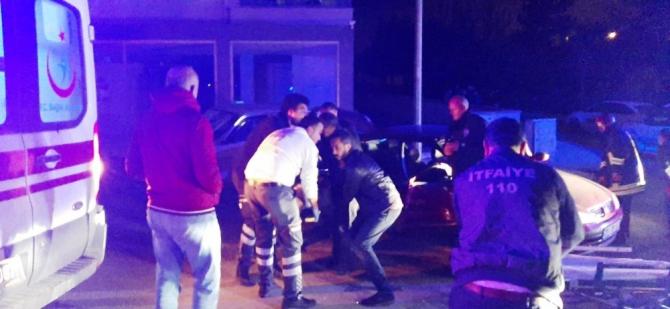 Çorum'da trafik kazası: 2 ölü, 1 yaralı