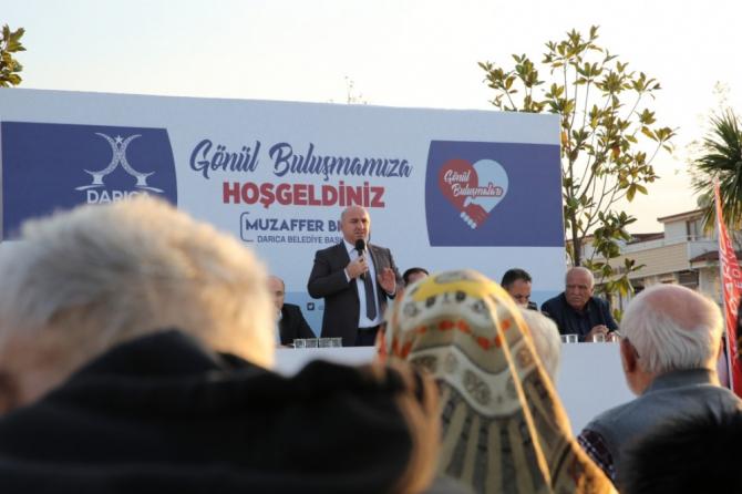 Başkan Bıyık, vatandaşlara 6 ayını anlattı