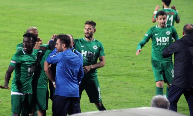 TFF 1. Lig: Giresunspor: 3 - Eskişehirspor: 1