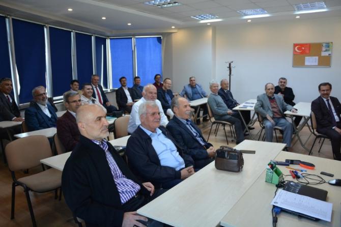 Konya'da 43 bağımsız denetçi sertifikalarını aldı