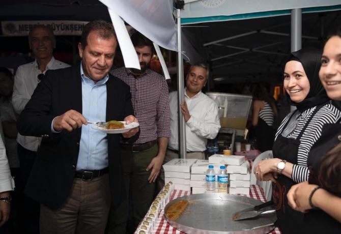Belediye başkanları Tarsus Gastronomi Günleri'nde buluştu