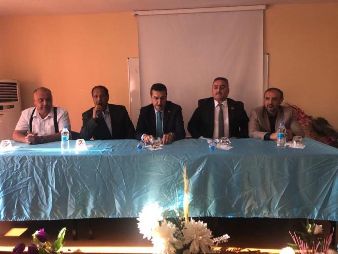 AK Parti MKYK Üyesi ve Malatya Milletvekili Bülent Tüfenkci:
