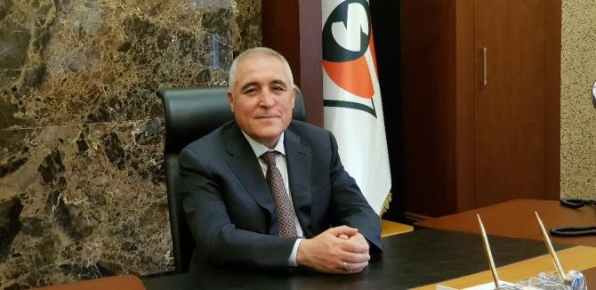 OSB Başkanı Cengiz Şimşek'ten 29 Ekim mesajı