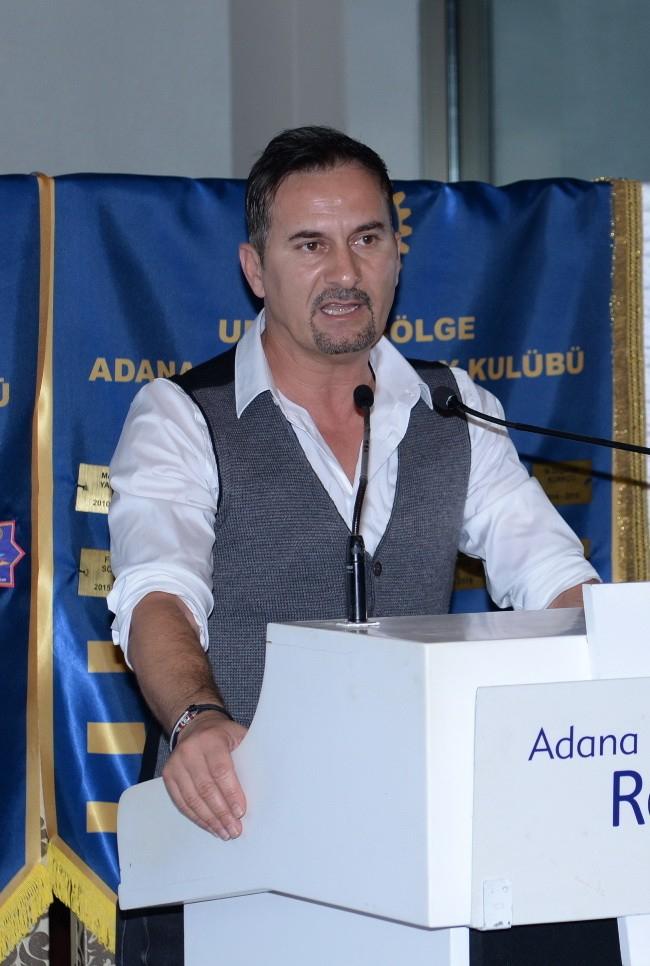 """Ergün Penbe: """"Takım olmayı Galatasaray'da başardık. Şu anda Tarsus'ta yaşıyorum"""""""