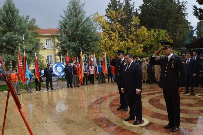 Besni'de 29 Ekim Cumhuriyet Bayramı kutlamaları