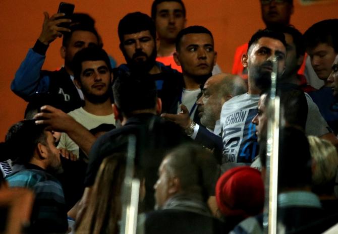 """Murat Sancak'tan taraftarlara: """"Takıma sahip çıkacağız. Başka yolu yok"""""""
