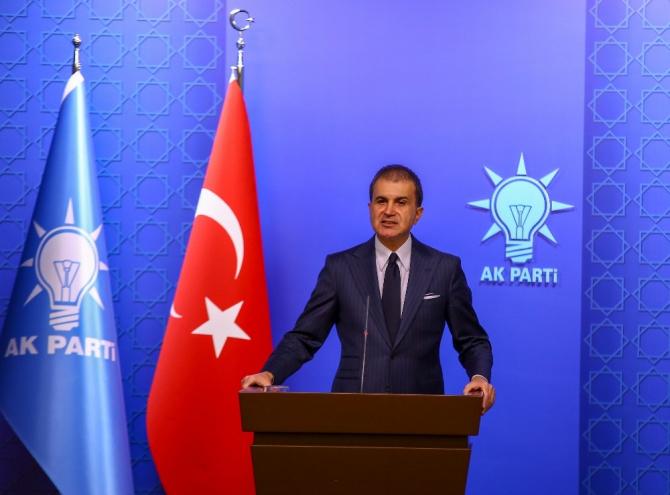 """AK Parti Sözcüsü Çelik: """"DEAŞ'a yapılan neyse PYD-YPG-PKK'ya da yapılması gerekir"""""""
