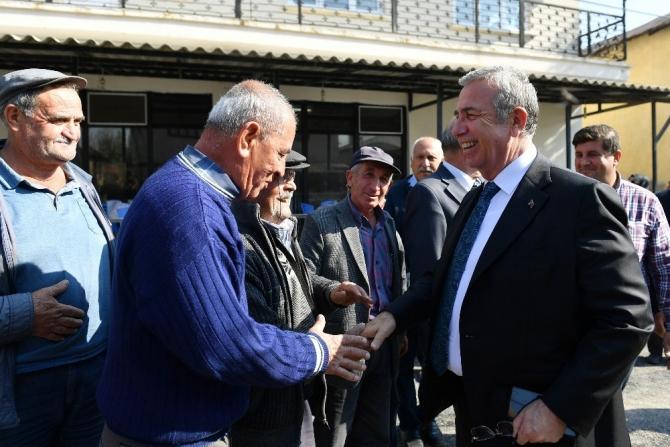 Başkan Yavaş ilçe ziyaretlerine Beypazarı'ndan başladı