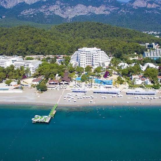 Comfort Beach Resort Hotel'e icra şoku