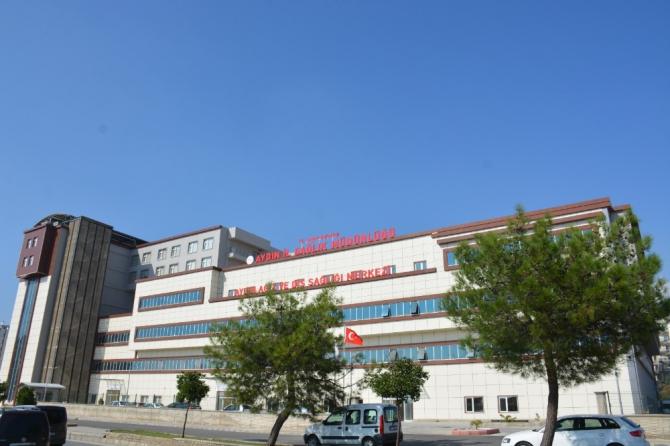 Aydın Sağlık Müdürlüğü ve Diş Merkezi yeni binalarına taşındı