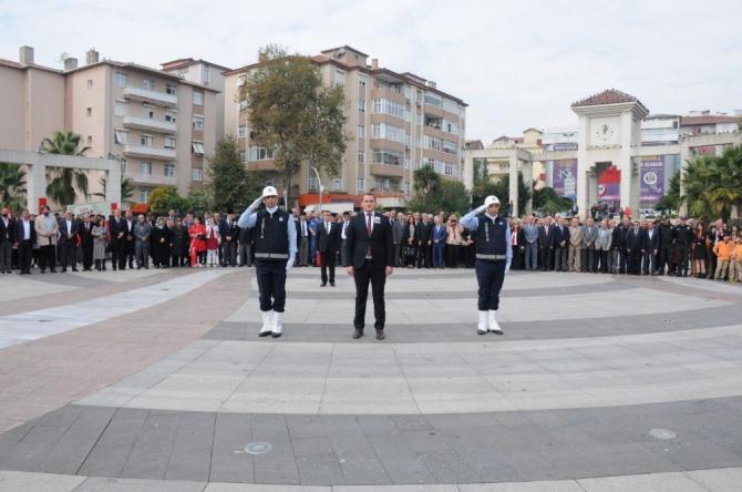 Cumhuriyet'in 96. yılı Darıca'da kutlandı