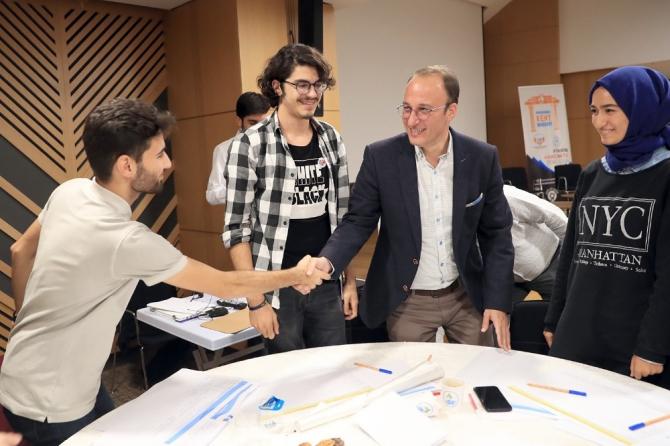 """Pamukkale'de """"Gençlik Çalıştayı"""" düzenlendi"""