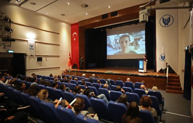 Uluslararası öğrenci ödülleri İzmir'de yarıştı