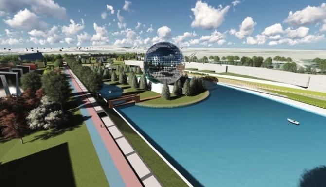 """ERVAK Başkanı Güzel: """"Uluslararası Gökyüzü Şehri Parkı Projesi sekteye uğramamalı"""""""