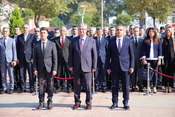 Fatsa'da 29 Ekim Cumhuriyet Bayramı kutlamaları