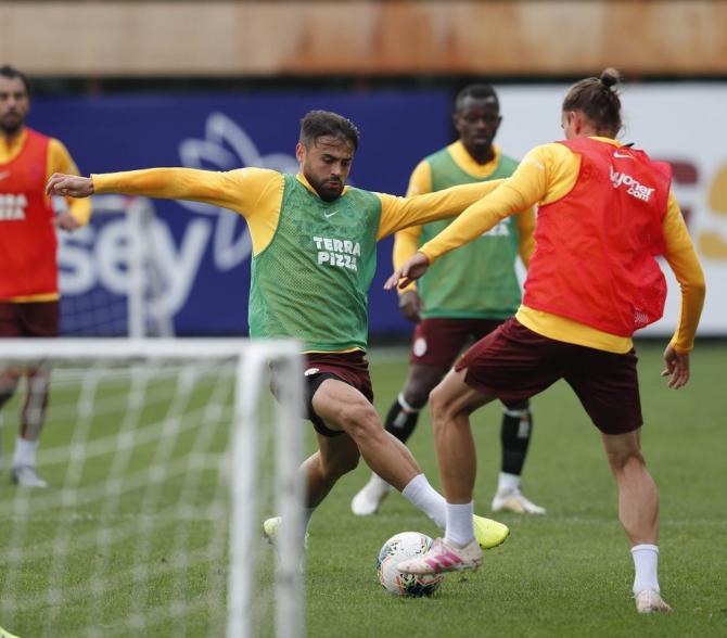 Galatasaray'da Rizespor maçı hazırlıkları başladı