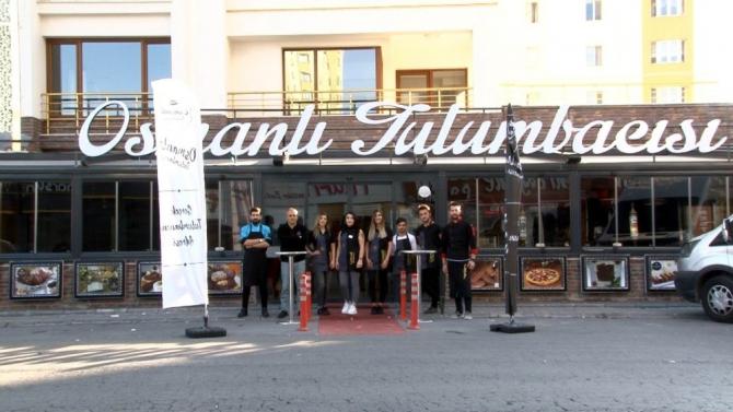 Farklı tatları birleştiren mekan: Osmanlı Tulumbacısı