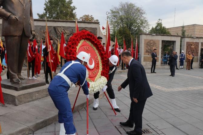 Kayseri'de 29 Ekim coşkusu başladı