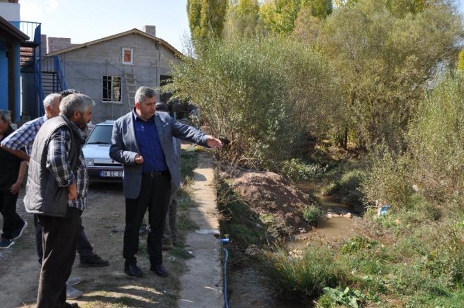 Başkan Özkan Altun Koyunabdal Mahallesini Ziyaret Etti