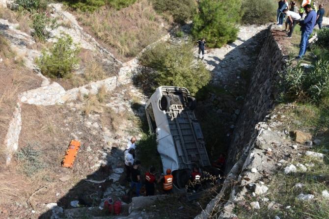 Öğrencilerin Gülser Ablası, kazada hayatını kaybetti