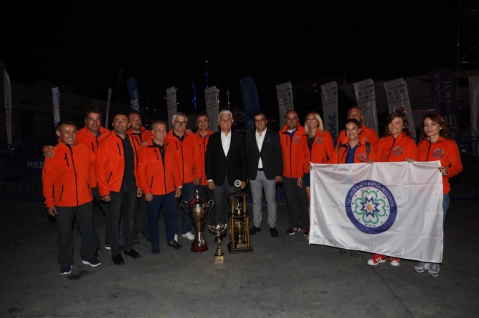 Muğla'nın eşsiz kıyıları Bodrum Cup ile tanıtıldı