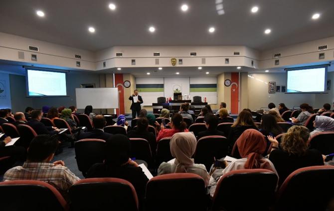 Osmangazi'de resmi yazışma kuralları eğitimi