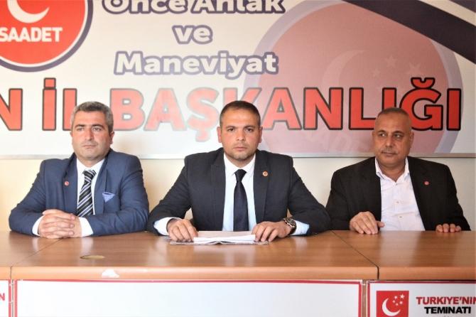 Başkan İlhan'dan 'göçmen' açıklaması