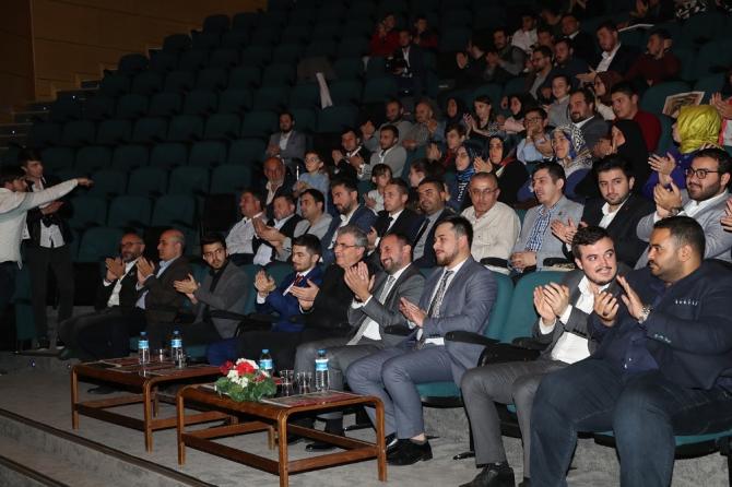 Başkan Yüce, MTTB Sakarya'nın toplantısına katıldı
